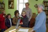 Lekcja savoir-vivre w czerskiej bibliotece