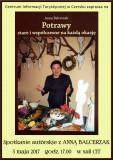"""Spotkanie z autorką książki """"Potrawy stare i współczesne na każdą okazję"""""""