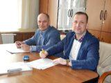 Podpisanie umów na poprawę efektywności energetycznej oraz rozwój OZE