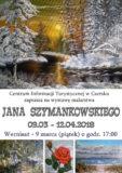 Wystawa malarska Jana Szymankowskiego w CIT – zapraszamy