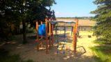 Miejsca rekreacji i wypoczynku dla mieszkańców sołectwa Gotelp (siłownia zewnętrzna i plac zabaw)