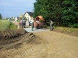 Modernizacja dróg transportu rolnego w Gminie Czersk