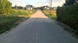 Utwardzenie ulic w Czersku poprzez ułożenie płyt YOMB