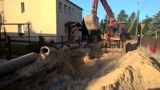 Przebudowa ulicy Zbożowej w Czersku