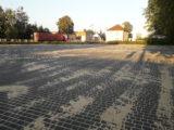Remont placu przy ul Kościuszki w Czersku
