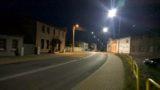 Budowa linii oświetlenia ulicznego w ul. Okrężnej w Czersku