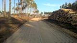 Modernizacja dróg transportu rolnego