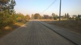 Budowa chodnika przy ul. Łosińskiej w Czersku
