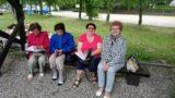 Piknik z Klubem Seniora Bratek w Ostrowitym