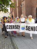Seniorzy z Gminy Czersk w Chojnicach
