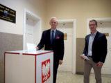 Burmistrz już zagłosował na jedno z zadań w CzBO