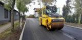 Nowa nawierzchnia ulic Nad Kanałem i Dworcowej w Rytlu